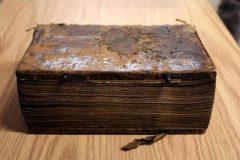 Лютеране вернули грекам уникальный список книг Нового Завета IX века