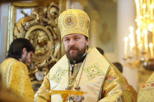 В Москве совершен чин присоединения временно отпавших от Православия