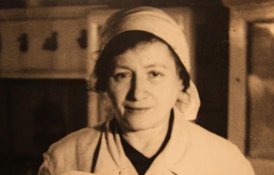 Раиса Ефремовна Пушина (мама Лилии Николаевны Ратнер)