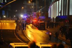 Жертвами двойного теракта в Стамбуле стали 44 человека