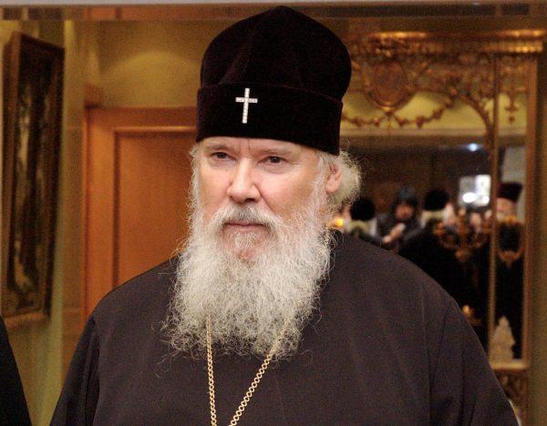 В Москве молитвенно почтили память патриарха Алексия II