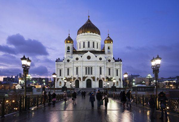 Храм Христа Спасителя. Фото: patriarchia.ru