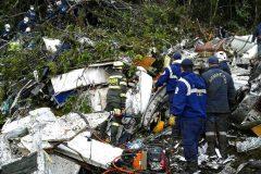 Названа одна из причин авиакатастрофы в Колумбии