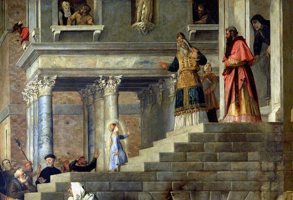 Картина Тициана