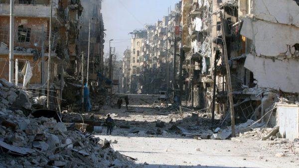 В сирийском Алеппо погибла российская военнослужащая-медик