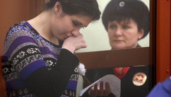 Варвару Караулову приговорили к 4,5 годам лишения свободы