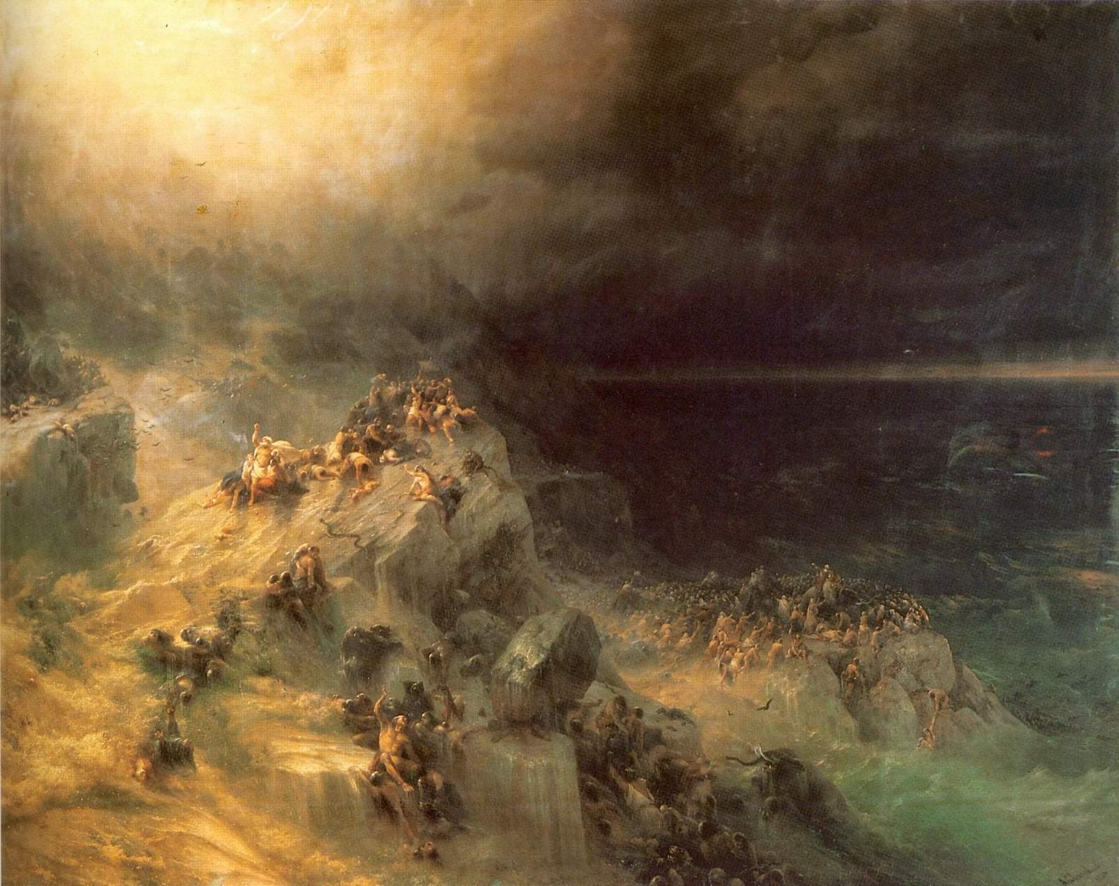 Кто такой Ной? Всемирный потоп