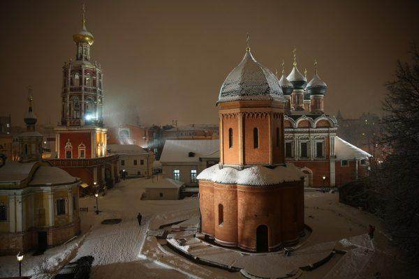 Высоко-Петровский монастырь. Фото: vpmon.ru