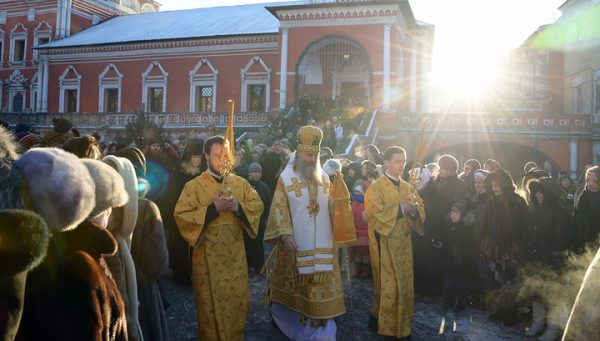 В Москве в День святителя Петра пройдет общегородской крестный ход