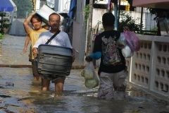 Русский приход поможет пострадавшим от наводнения в Тайланде