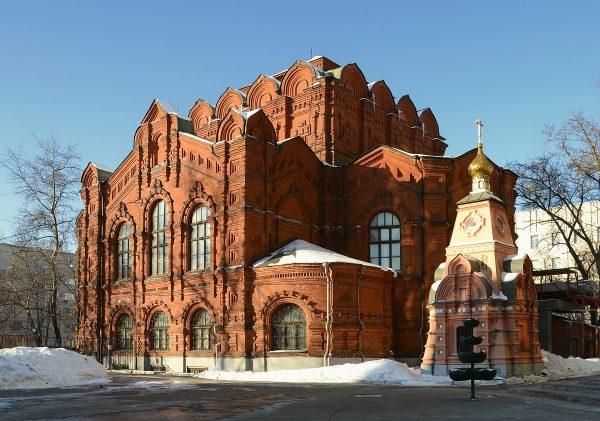Церковь Спаса Всемилостивого бывшего Скорбященского монастыря. Фото: evg.izmailov / sobory.ru