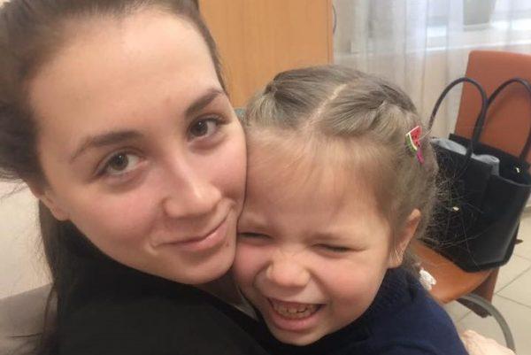 Светлана Дель забрала из приюта шестилетнюю дочь