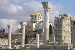 Крымская епархия намерена добиться передачи ей Херсонеса Таврического