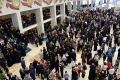 Патриарх Кирилл открыл в Кремле 25-е Международные Рождественские чтения
