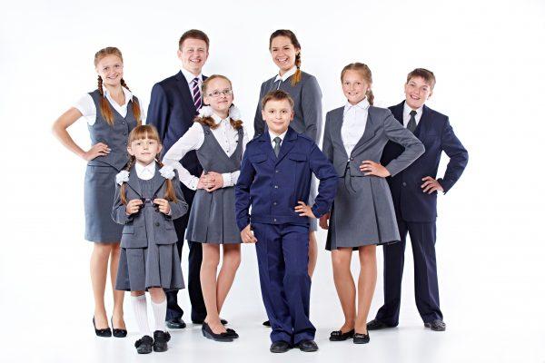 В России разработают стандарт школьной формы