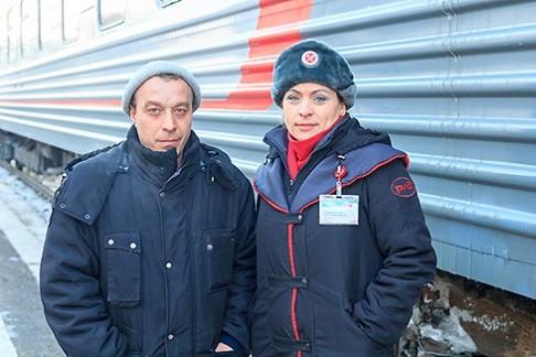 Проводники поезда Хабаровск – Москва приняли роды у пассажирки