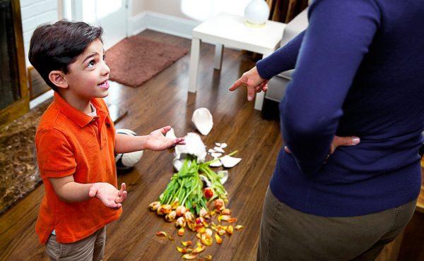 Почему наши дети лгут: 4 главные причины