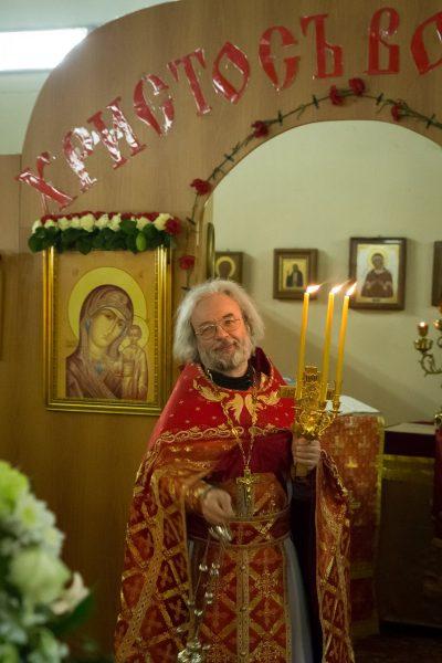 Отец Александр Ильяшенко. Фото: Анна Данилова