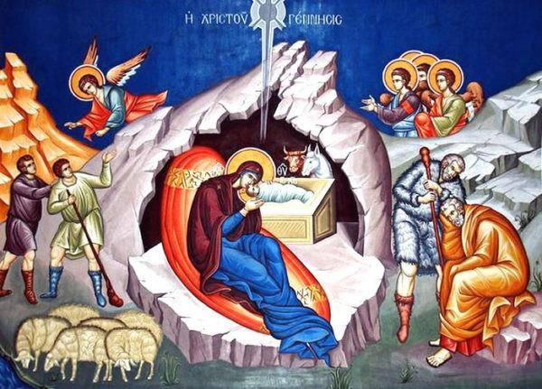 Рождество Христово: история, иконы, молитвы, проповеди | Выксунское благочиние