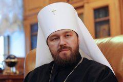 Митрополит Иларион посвятил концерт в самом большом зале России Валерию Халилову