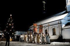 600 тысяч человек посетили рождественские богослужения в храмах Москвы