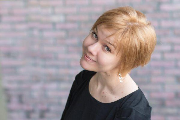 Мила Геранина. Фото: Анна Данилова