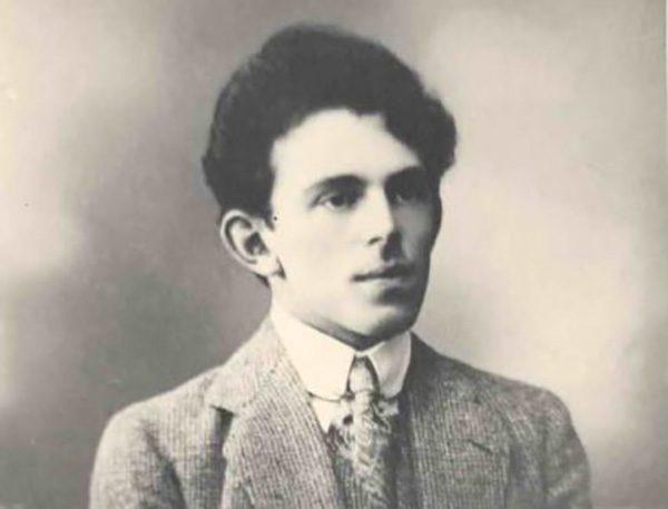 Осип Мандельштам. 1912 год.