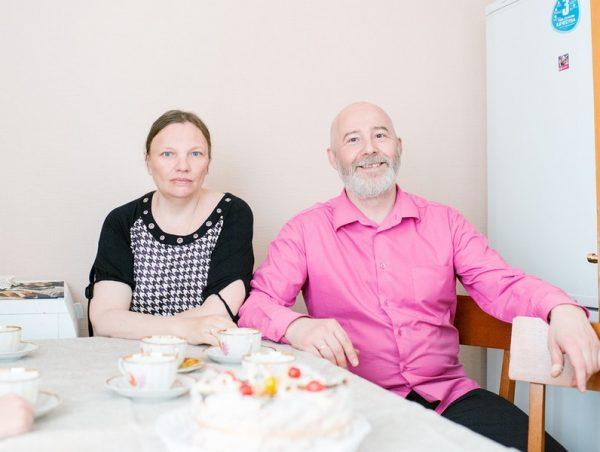 Василий и Наталья Ялтанские