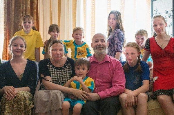 Семья Ялтанских