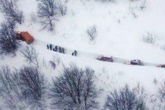 В попавшем под лавину итальянском отеле нашли выживших