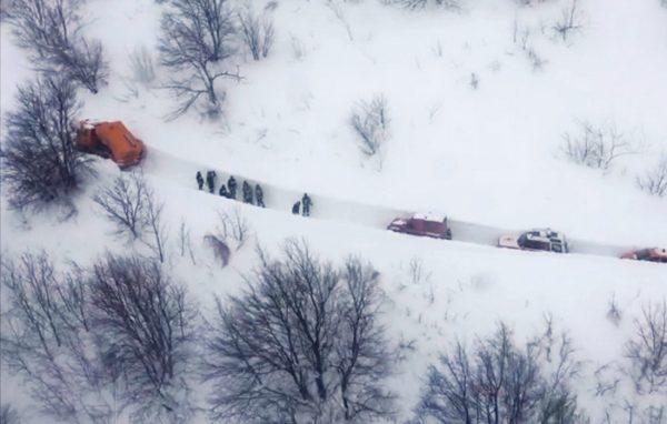 Под завалами итальянского отеля отыскали еще 5 выживших