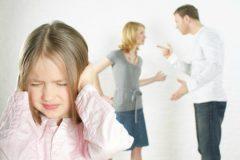 Ученые доказали чувствительность детей к невербальным конфликтам