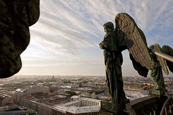 Церковь обещает сделать свободный вход в Исаакиевский собор