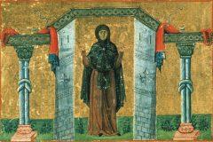 Церковь чтит память преподобной Мелании Римляныни