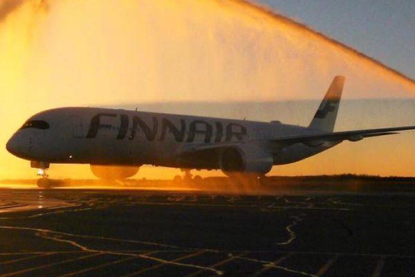 Авиакомпания Finnair сменит номер рейса AY666