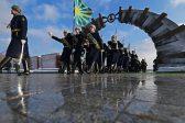 47 жертв крушения Ту-154 похоронили на военном кладбище в Мытищах