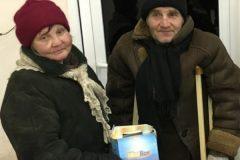 «Бургер кинг» накормил бездомных в Екатеринбурге