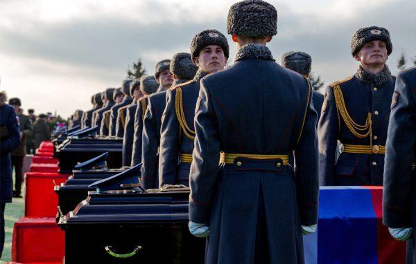 Минобороны попросило прощения у семей погибших в авиакатастрофе Ту-154