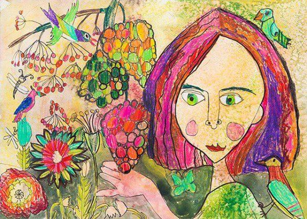 7-летний художник с Урала победил на конкурсе экологических рисунков в Токио