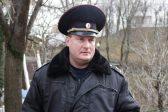 В Новороссийске полицейский спас из огня ребенка