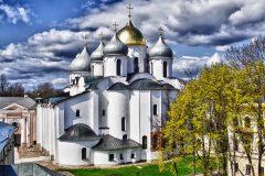 Новгородские ученые восстановили фреску XV века
