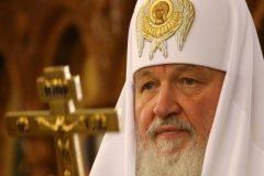 Патриарх Кирилл не примет участия в крещенских богослужениях из-за простуды