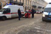 В Петербурге полиция пресекла нападение с ножом на бригаду «скорой помощи»