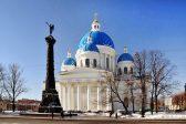 В Петербурге завершилась реставрация Свято-Троицкого собора