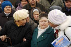 Россияне в разных регионах стареют с разной скоростью
