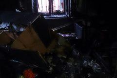 На Кубани старший сын спас из огня всю семью