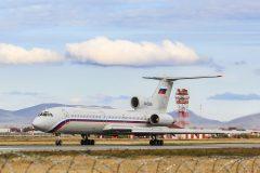 Минобороны планирует списать Ту-154 после катастрофы в Сочи