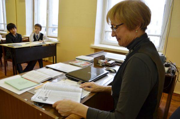 Российских учителей тяготит ЕГЭ и электронные дневники