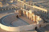 Боевики разрушили амфитеатр в Пальмире