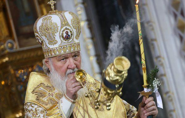 Предстоятель Церкви поздравил с Рождеством экипаж МКС